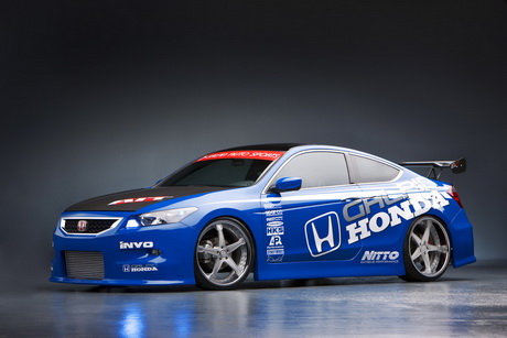 Galpin Honda Accord Racer