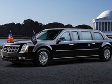 Cadillac Presidential Limousine 2009