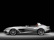 Mercedes-Benz McLaren SLR Stirling Moss 2009